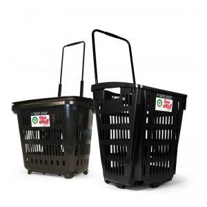 Shop and Roll 34 L Recycled Plastic
