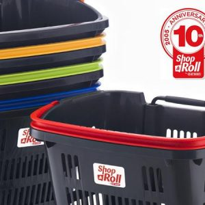 Shop and Roll 34 L Colors